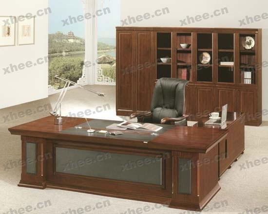 北京办公家具网提供生产鸡翅木老板台厂家