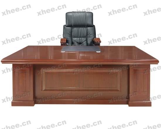 北京办公家具网提供生产简洁时尚老板台厂家