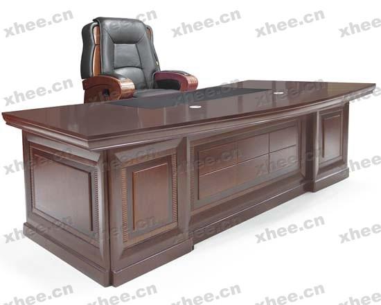 北京办公家具网提供生产经典老板台厂家