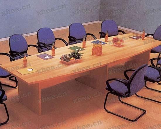 北京办公家具网提供生产高级香樟木会议桌厂家