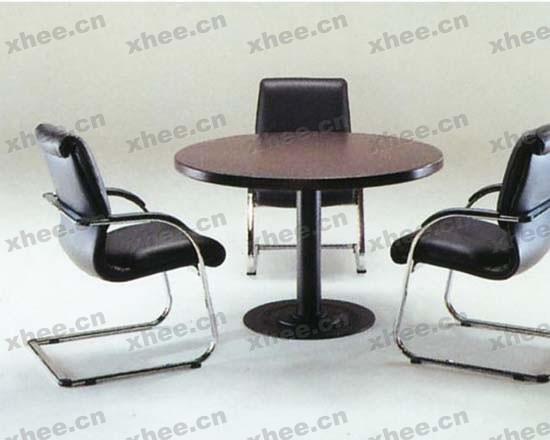 [会议桌] 圆形会议桌