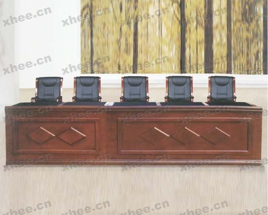 北京办公家具网提供生产紫檀木会议桌厂家