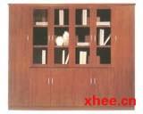 双侧门书柜