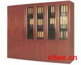 高级檀木书柜