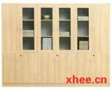 高级原木书柜