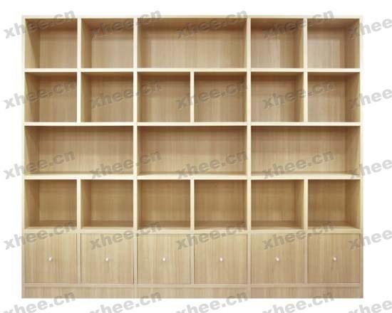 北京办公家具网提供生产框架书架厂家