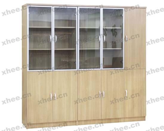 北京办公家具网提供生产玻璃制书柜厂家