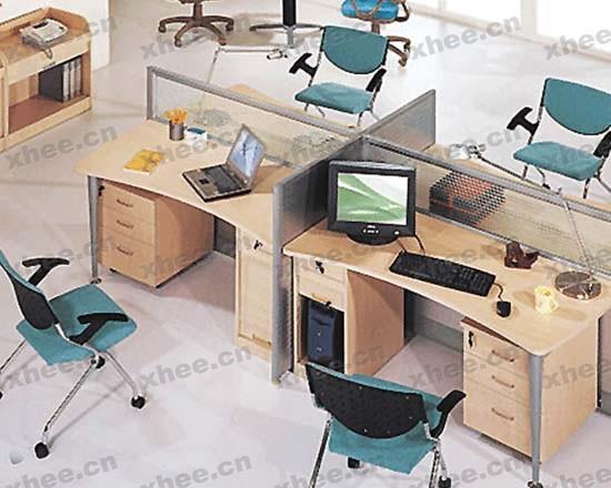 北京办公家具网提供生产大气简约式屏风厂家