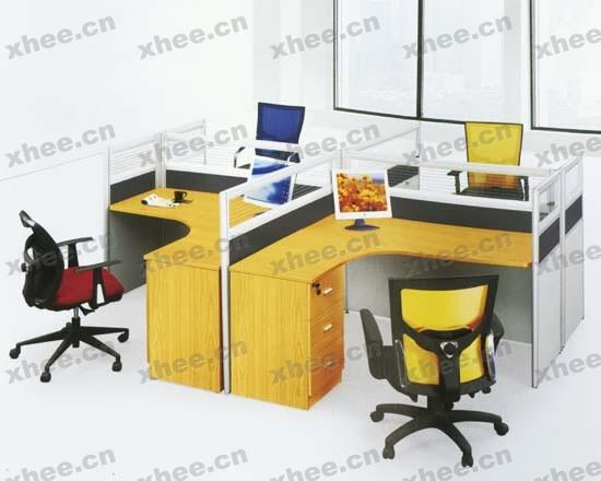 北京办公家具网提供生产板式屏风厂家