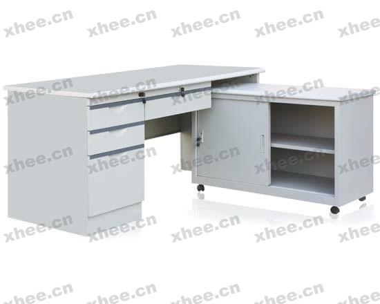 北京办公家具网提供生产柜式职员桌厂家