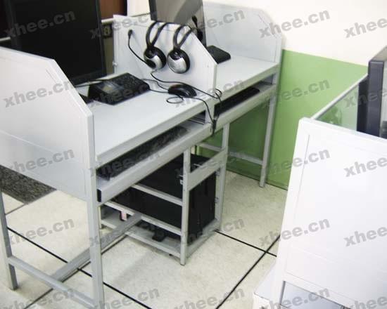 北京办公家具网提供生产新型电脑钢桌厂家