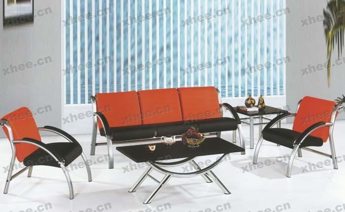 北京办公家具网提供生产时尚简约办公沙发厂家