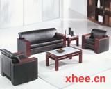 简洁式办公沙发