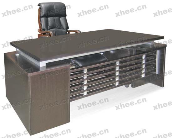 北京办公家具网提供生产简洁时尚经理台厂家