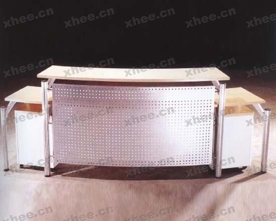 北京办公家具网提供生产时尚简洁前台厂家