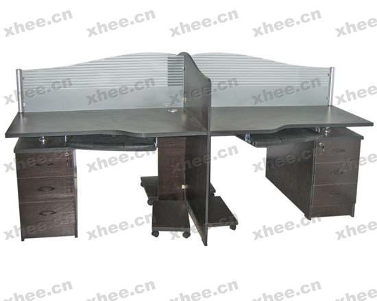 北京办公家具网提供生产简易式前台厂家